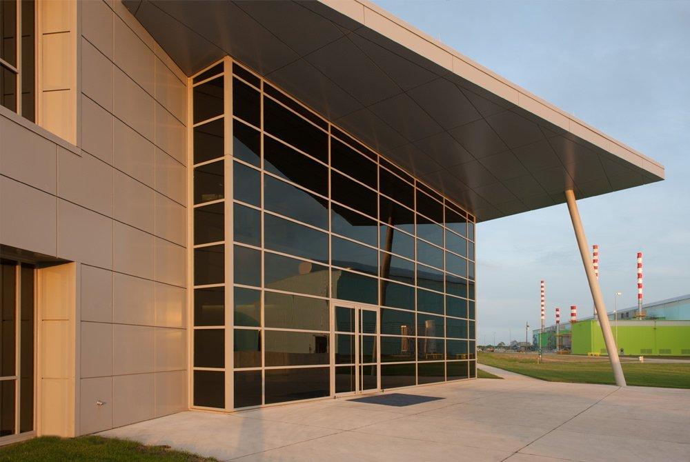 Benteler Steeltube Administration Building
