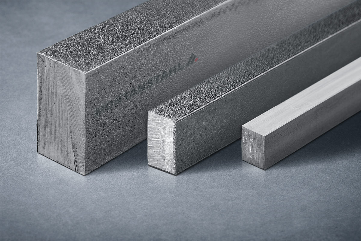 Wedge steels according to DIN 6880