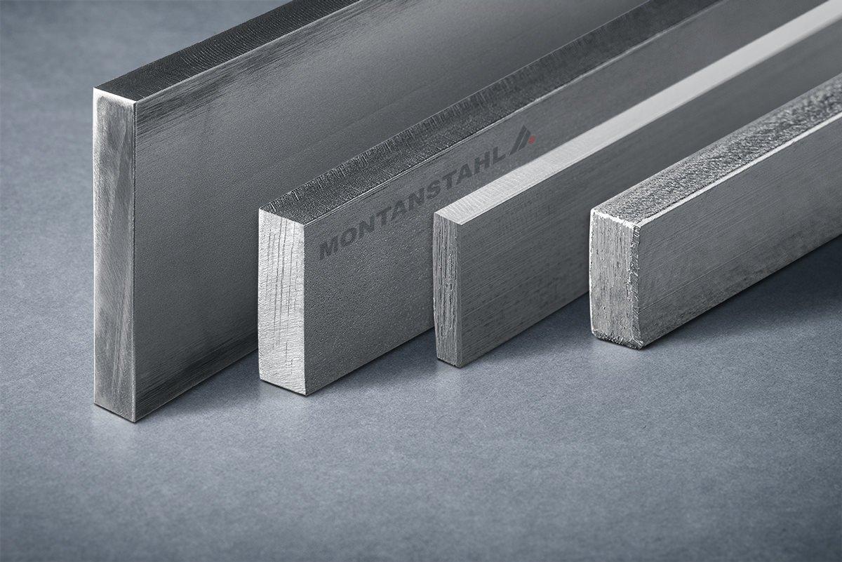 Drawn flat iron according to EN 10278