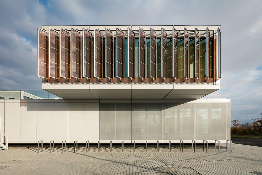 Merck visitor Center Darmstadt