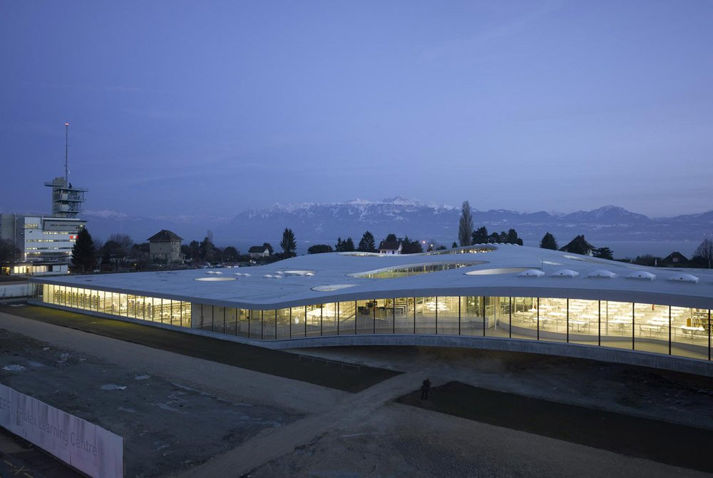 Rolex Learnig center