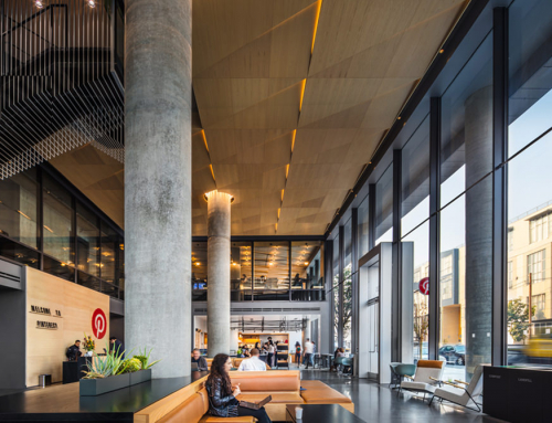 Pinterest HQ — 505 Brannan