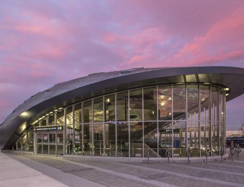 Vaughan Metropolitan Centre station